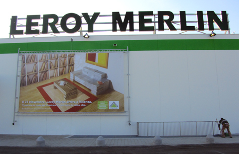 LEROY MERLIN - VICENZA