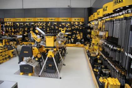 Il programma Global Tools Storage di StanleyBlackDecker presso il nuovo punto vendita Tecno CT di Colico