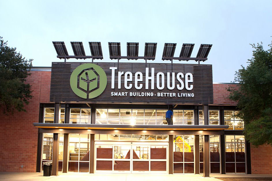 TreeHouse ad Austin, Texas