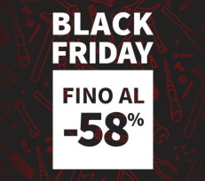 Il Black Friday di manomano.it