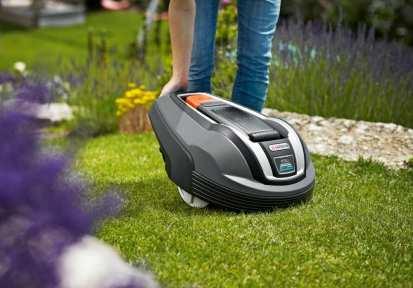 Robot rasaerba Gardena