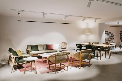 Showroom Kettal a Barcellona
