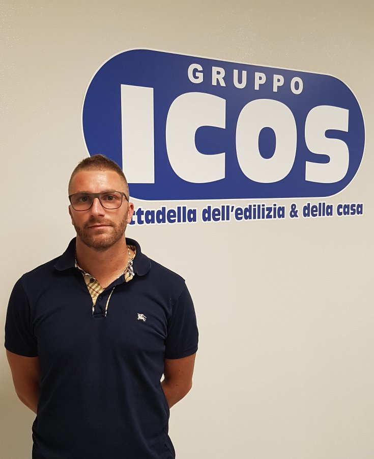 Mario Colombino del Gruppo Icos
