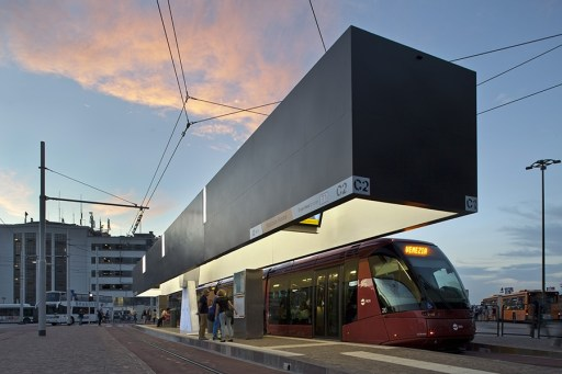 MAP STUDIO MAGNANI PELZEL ARCHITETTI ASSOCIATI Tramway terminal VE