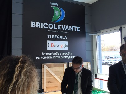 Bricolevante, Bari 2017