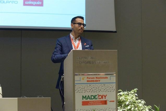 Alessandro Samà, e-commerce manager – Brico Bravo S.r.l.