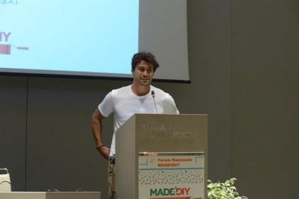 Giulio Paniccia, project manager – Industria Chimica Adriatica S.p.A.