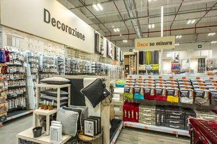 Il nuovo negozio OBI a Novara