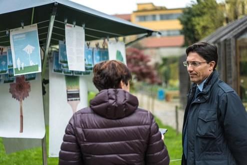 Emanuele Ragni intervistato da Giulia Arrigoni - L'albero della Cuccagna di Leifheit - Fuorisalone 2018