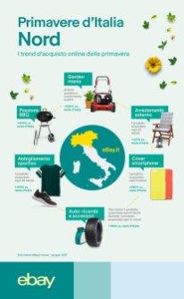 eBay e gli acquisti di Primavera
