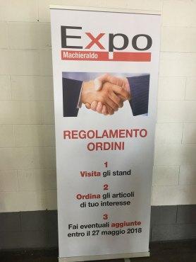 Machieraldo Expo 2018