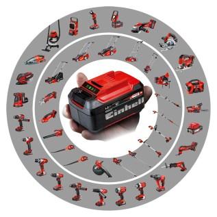 Sistema a batteria Einhell Power X-Change