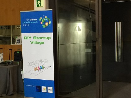 6th Global DIY Summit - Barcellona 12-14 giugno 2018