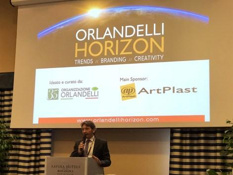 Orlandelli Horizon - Bologna 27 settembre 2018
