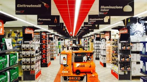 I negozi Fraschetti affiliati Brico io