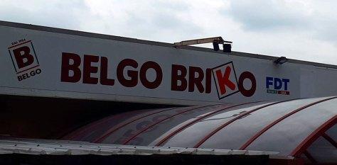 Belgo BriKo a Varese