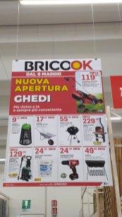 Brico OK a Ghedi (BS)