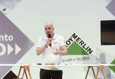 Evento PRO Leroy Merlin a Madrid