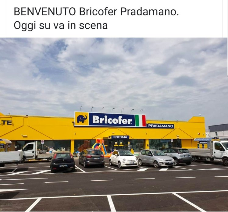 Bricofer Pradamano (UD)