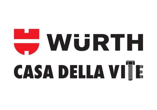 Il logo de La Casa della Vite di Würth