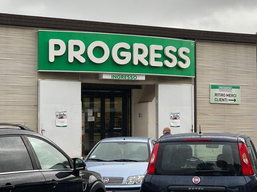 Ingresso Progress Atripalda Avellino