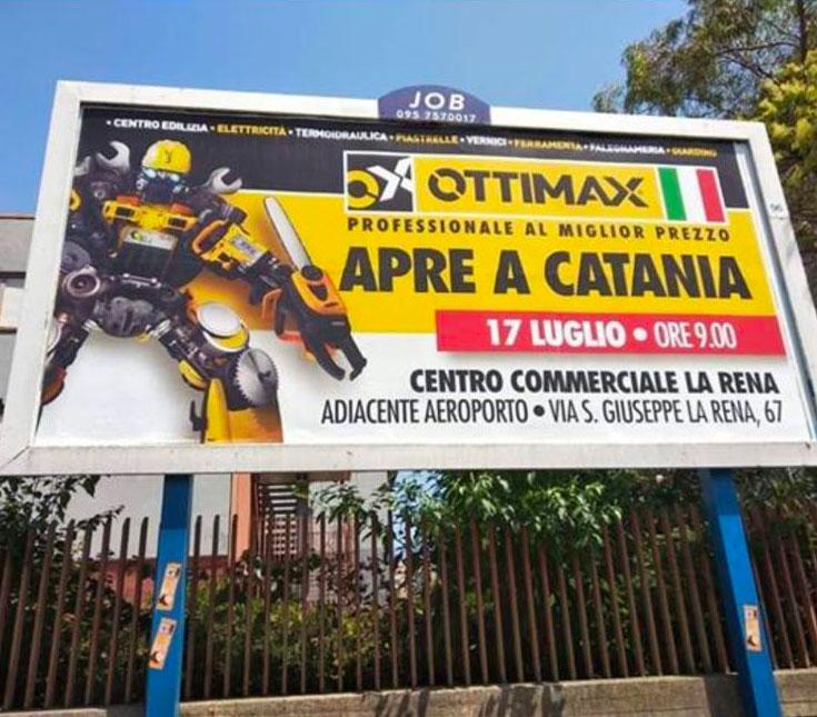 Ottimax a Catania