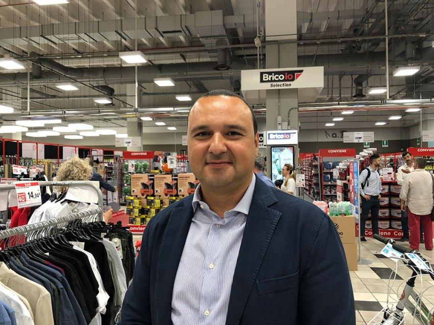 Riccardo Ranucci, direttore marketing e comunicazione di Coop Lombardia