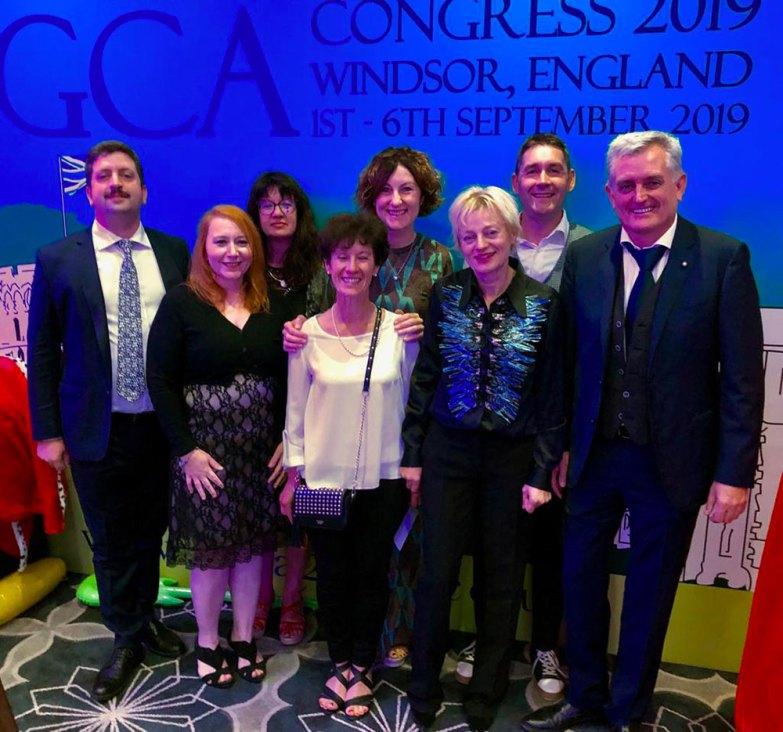 Martina Schullian nuovo presidente di ICGA