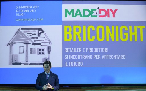 Michele Zucca, presidente di Made4Diy