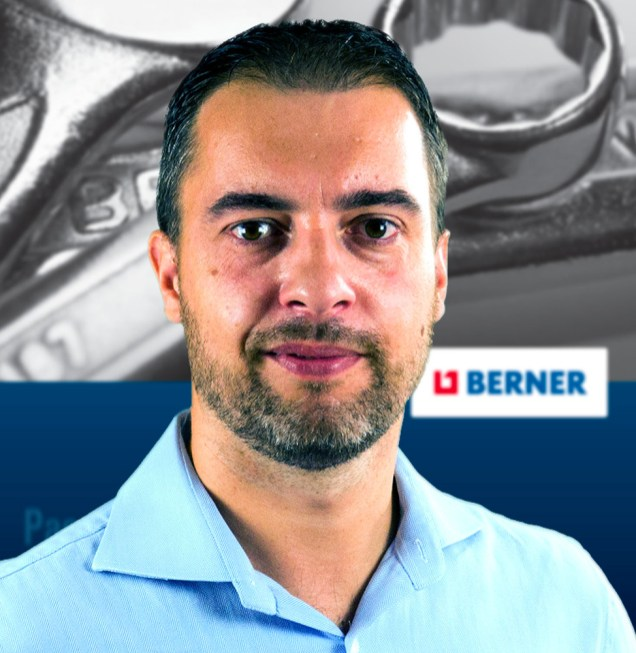 Giuseppe Massarotto, customer solution manager Berner Italia