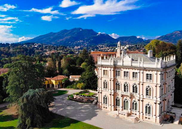 Ville Ponti a Varese