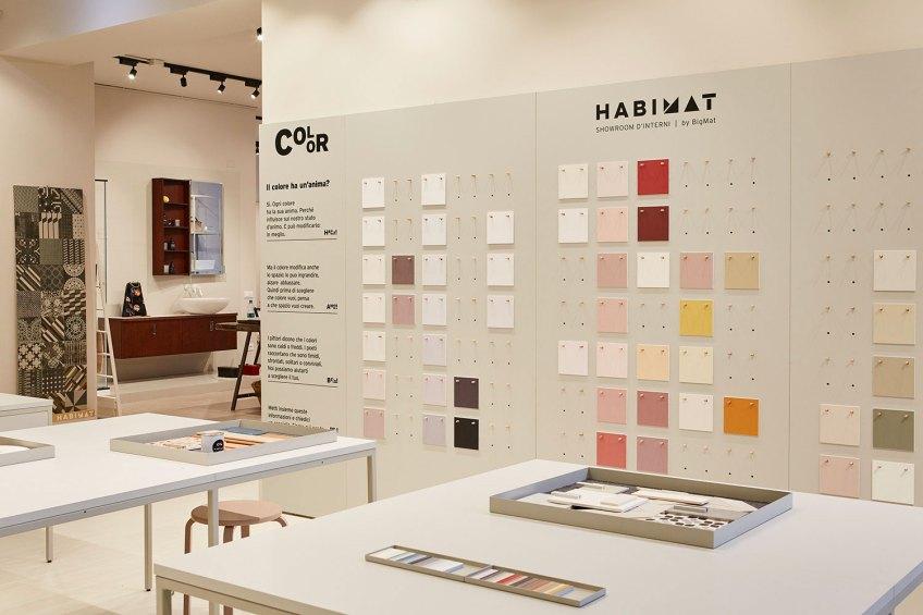 Il nuovo concept HABIMAT, brand di BigMat