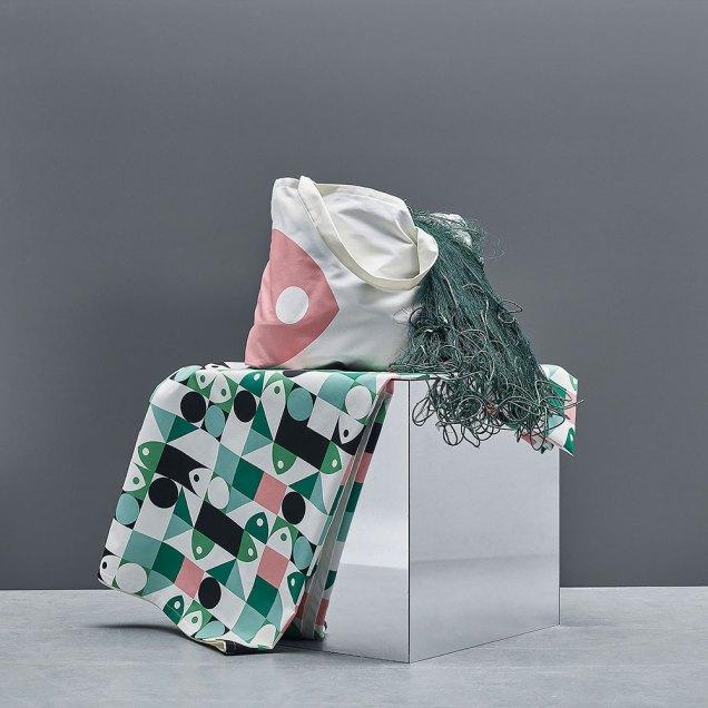La collezione Ikea in plastica riciclata MUSSELBLOMMA