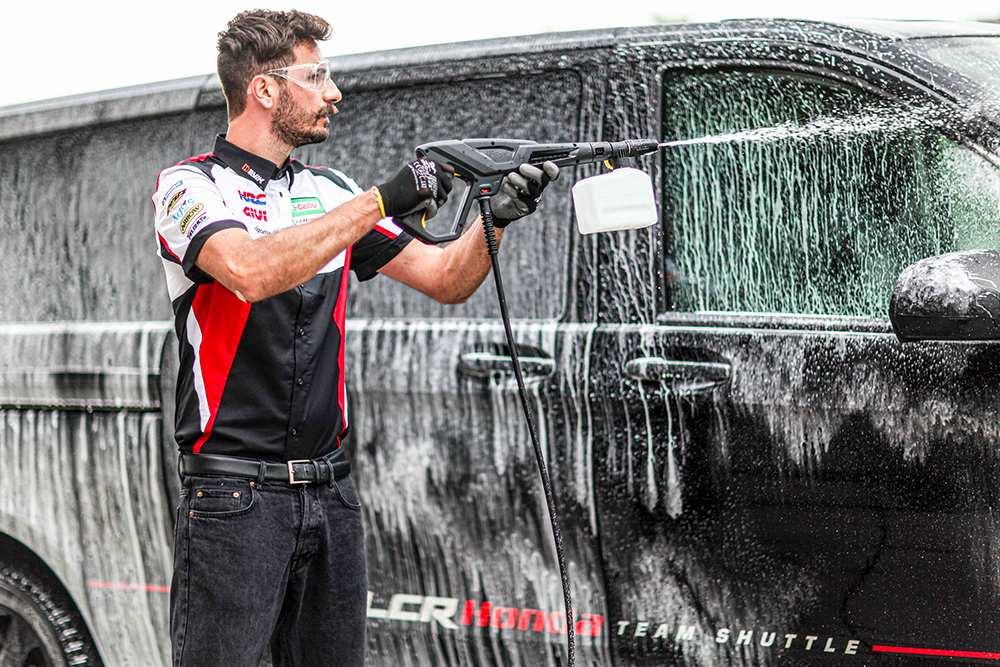 Lavor è major Sponsor del Team LCR Honda