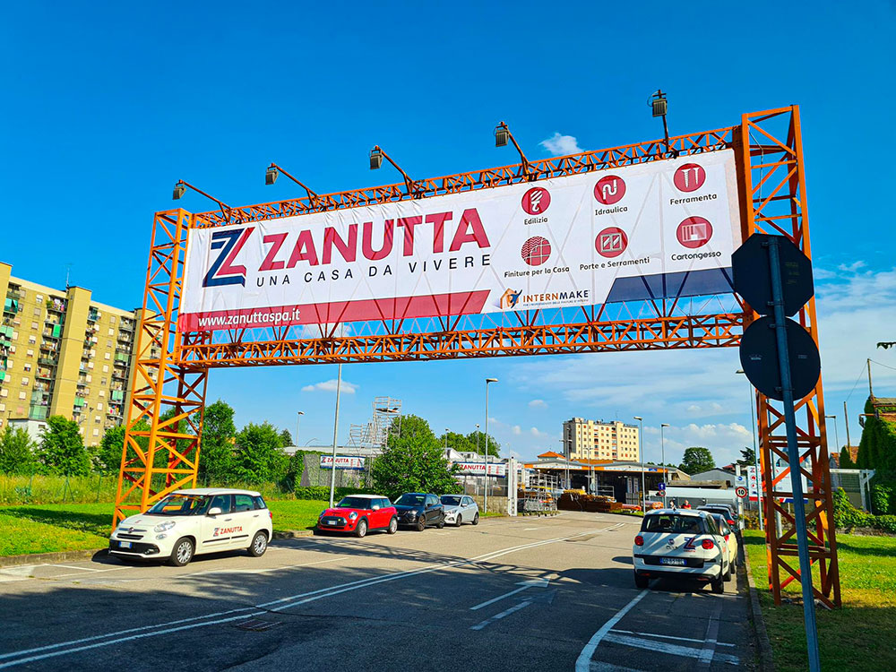 Zanutta - il negozio di Corsico (Milano)