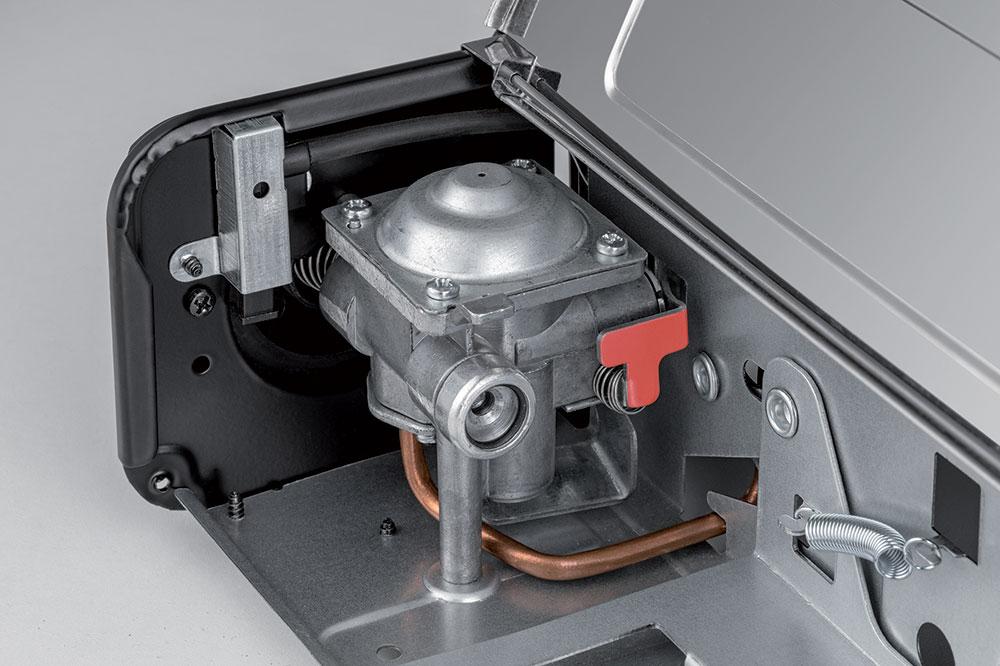 il fornello Xtra Smart 104987SS di Kemper