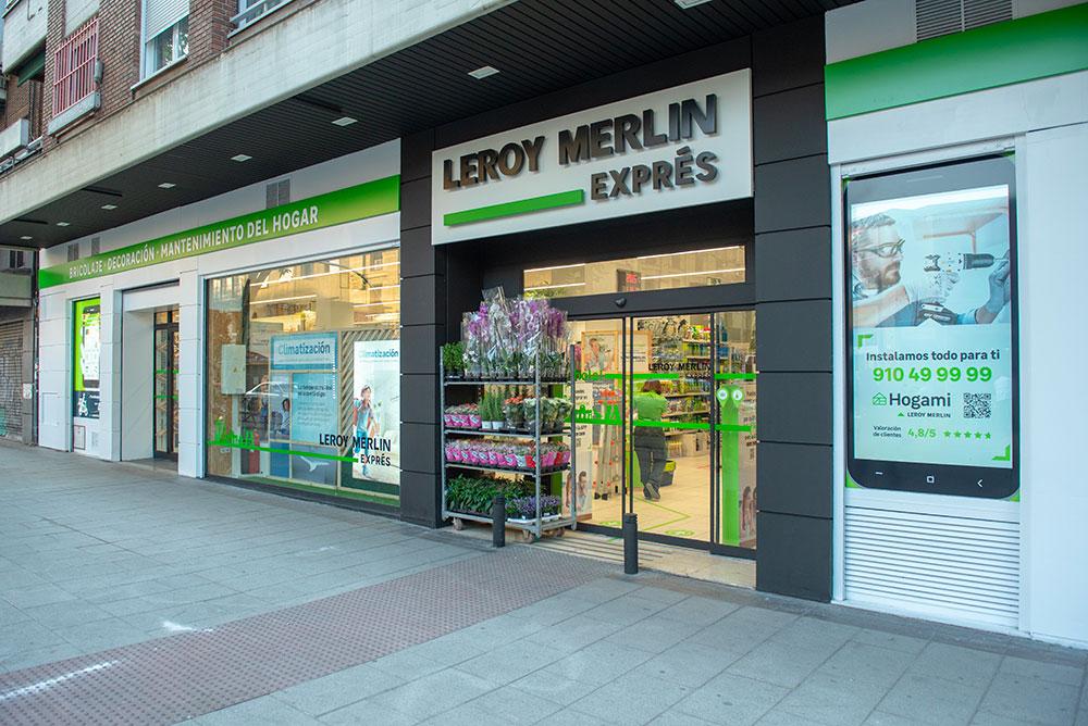 Leroy Merlin Exprés a Madrid