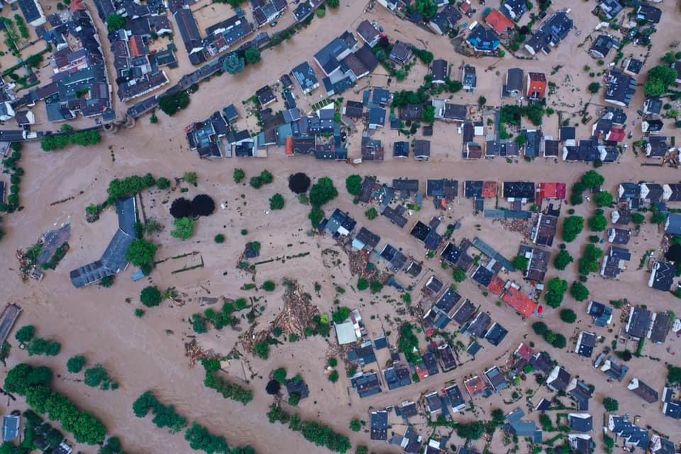 Wolfcraft e l'alluvione in Germania