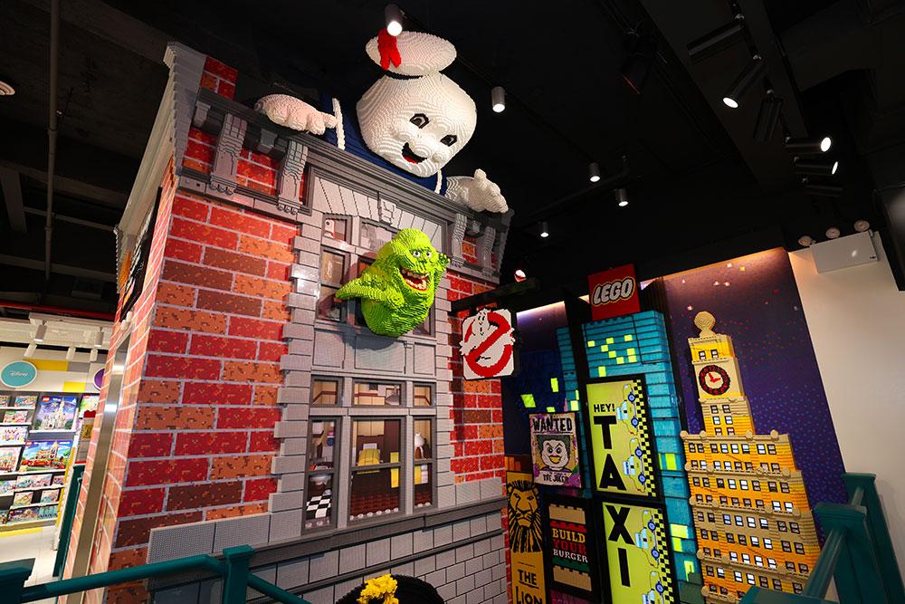 LEGO® flagship store di New York
