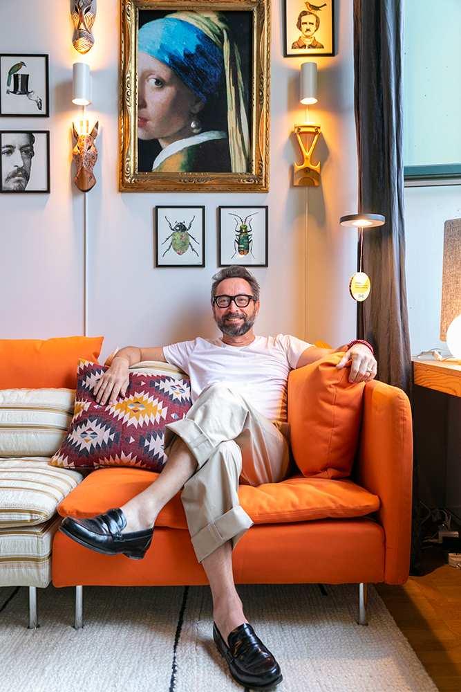 Alberto Costa, HF Retail Designer di IKEA Italia