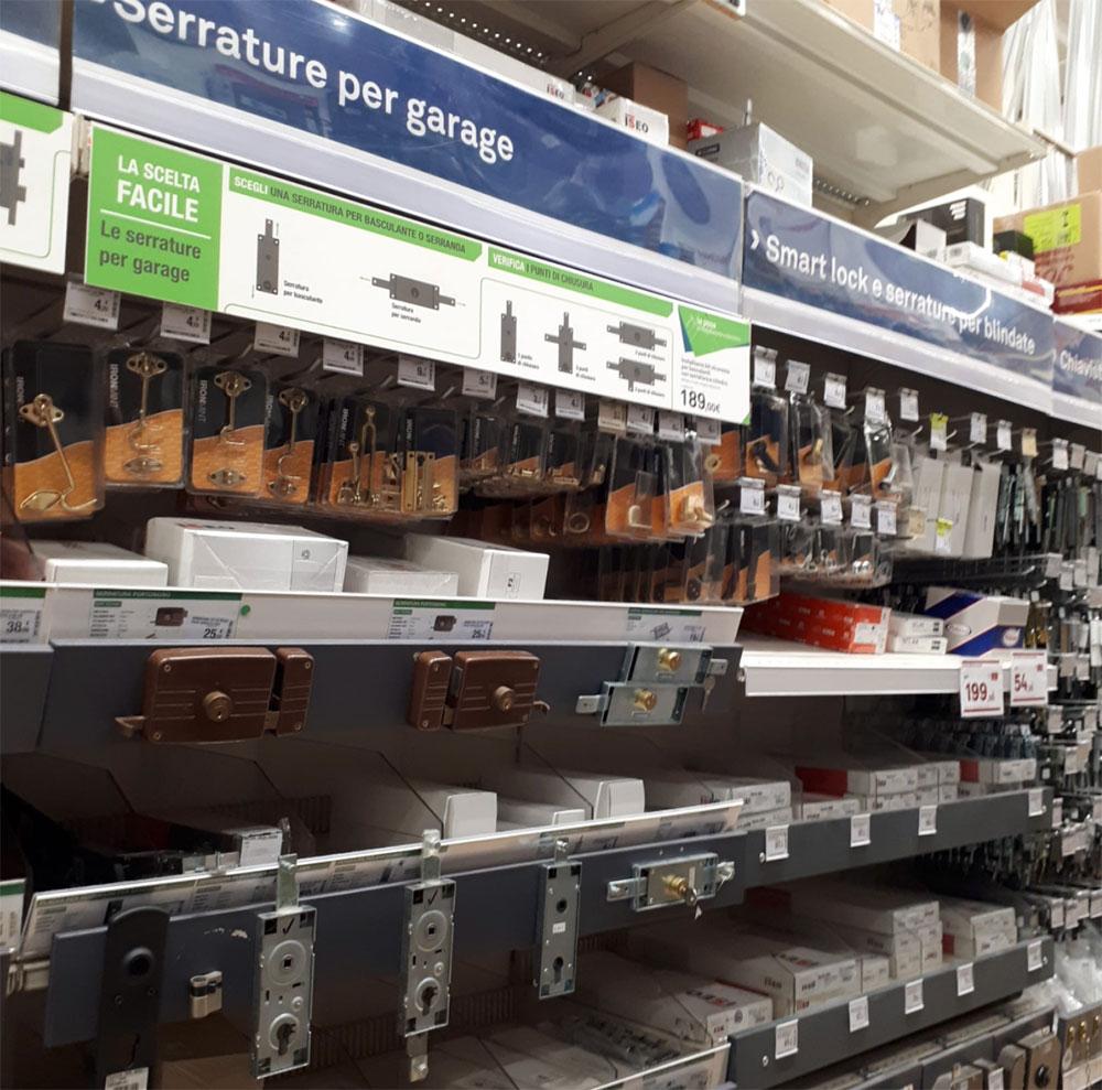 Leroy Merlin: negozio di Bollate (MI)