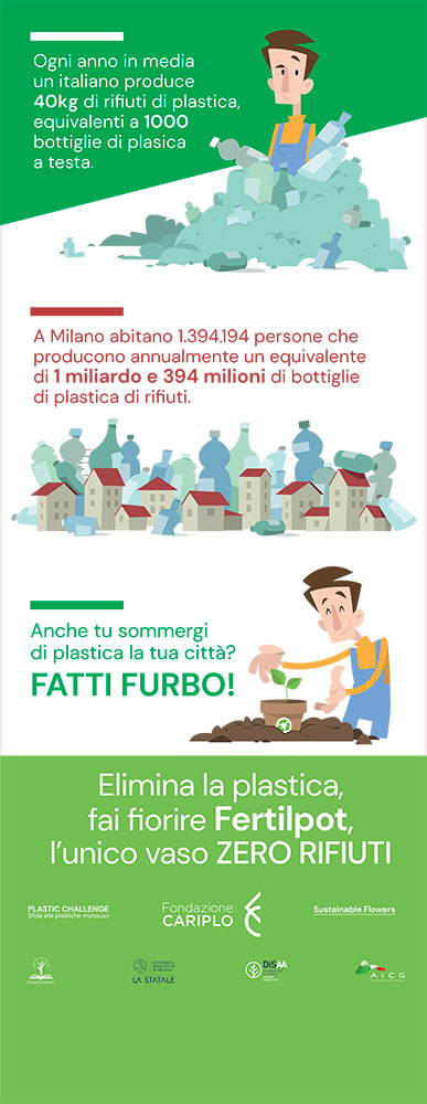 Il progetto SUSFLO-Sustainable Flowers