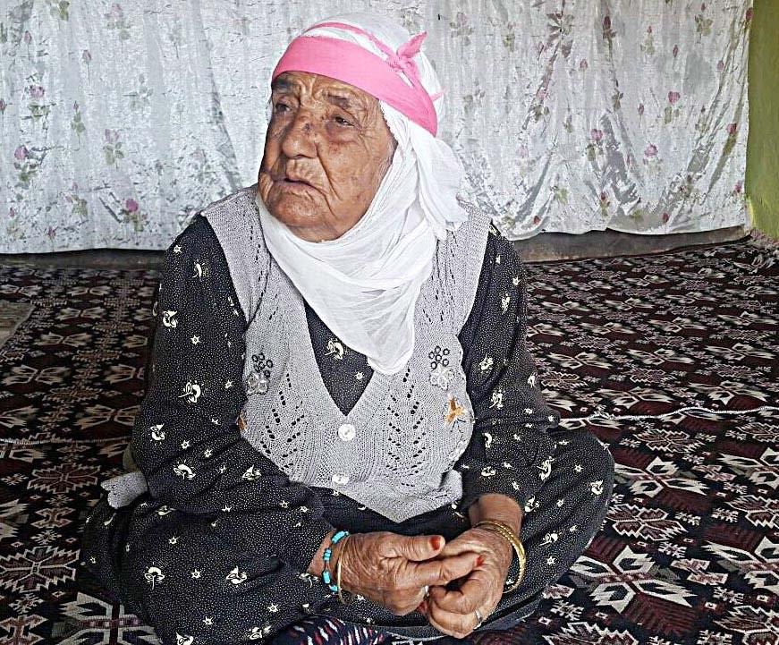102 yaşındaki kadın korona virüsü yendi