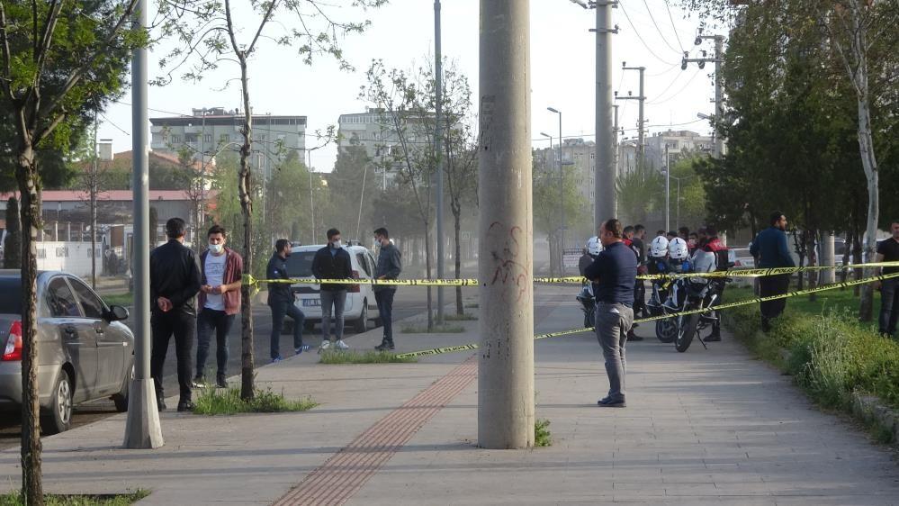 Diyarbakır'da parkta silahla 2 kişiyi yaralayan şahıs tutuklandı
