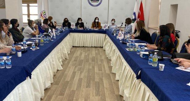 DTSO Kadın Meclisi,' İş Kadınları Konuşuyor' toplantısı düzenledi