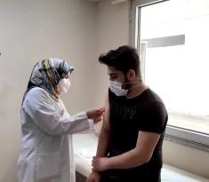 Diyarbakır Özel Bower Hastanesinde alerjiye karşı aşı tedavisi yapılıyor