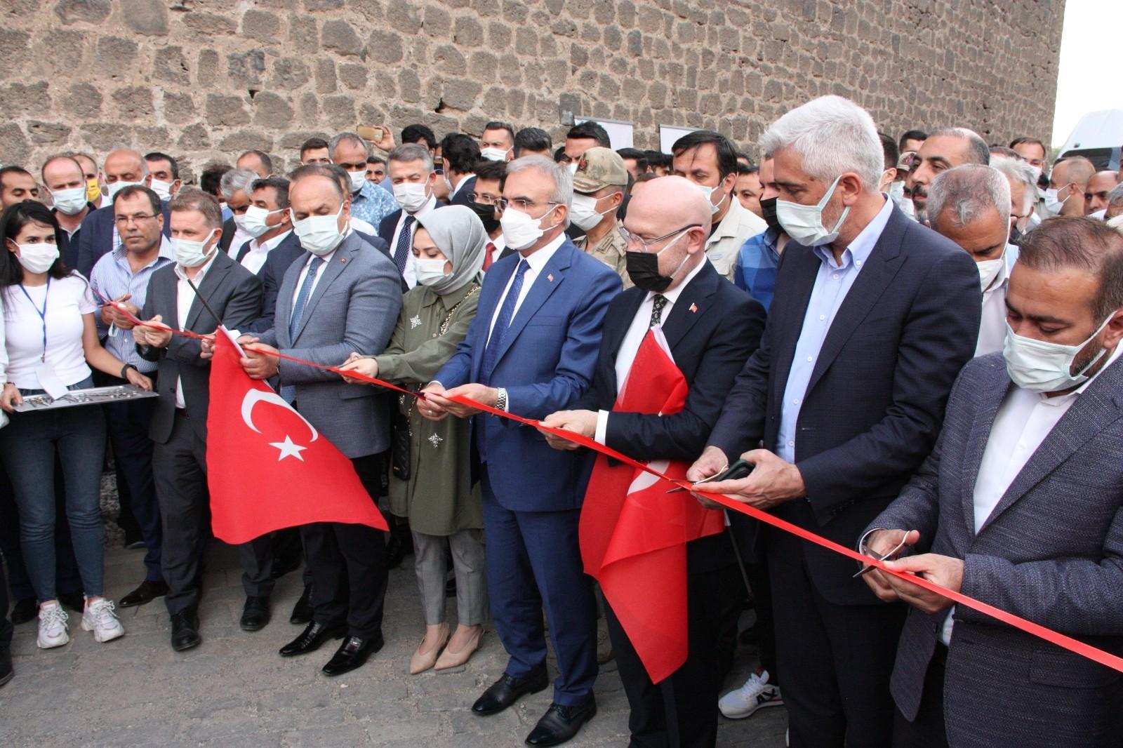 15 Temmuz Demokrasi ve Milli Birlik Günü etkinlikler düzenlendi