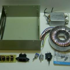 Amplifier Wiring Kit Radio Shack Bosch 24 Volt Alternator Diagram The