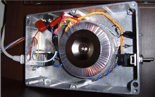 Lm4780 Gainclone Amplifier