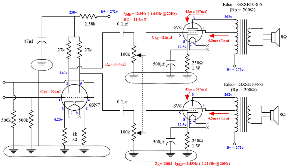 medium resolution of amp schematic